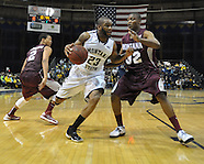 Cat / Griz 2013  Mens Basketball