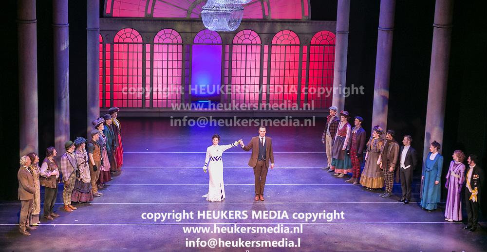 2018-03-10. Schouwburg het Park, Hoorn. 100ste My Fair Lady. Op de foto: