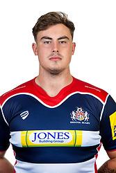 Ollie Dawe of Bristol Rugby - Rogan Thomson/JMP - 22/08/2016 - RUGBY UNION - Clifton Rugby Club - Bristol, England - Bristol Rugby Media Day 2016/17.