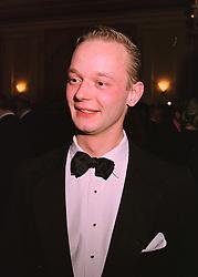 PRINCE CHRISTIAN-ALBRECHT ZU SAYN-WITTGENSTEIN-BERLEBURG at a reception in London on 16th March 1998.MGB 108