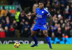 Wes Morgan of Leicester City - Mandatory by-line: Matt McNulty/JMP - 30/12/2017 - FOOTBALL - Anfield - Liverpool, England - Liverpool v Leicester City - Premier League