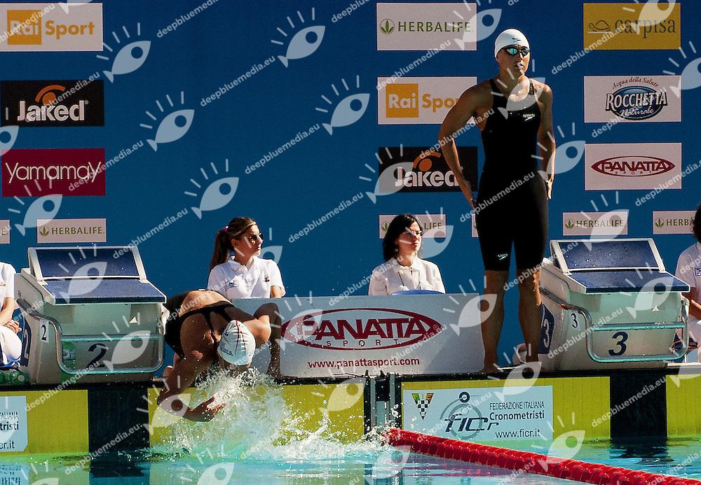 .Roma Italy 14-16 June 2012.Stadio del Nuoto - Foro Italico.49 Trofeo Settecolli Herbalife 2012.Day02.Photo G.Scala/Deepbluemedia/Wateringphoto