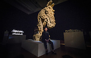 UNITED KINGDOM, London: 14 September 2015 Japanese Artist Kohei Nawa (pictured) first major installation in the UK will open to the public on 15 and 16 September at Bonhams, the exhibition is part of Women for Women International's event, She Inspires Art, in London, England. Andrew Cowie / Story