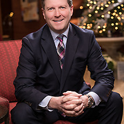 Troy Longwith, General Manager of Heathman Hotel in Kirkland, WA.