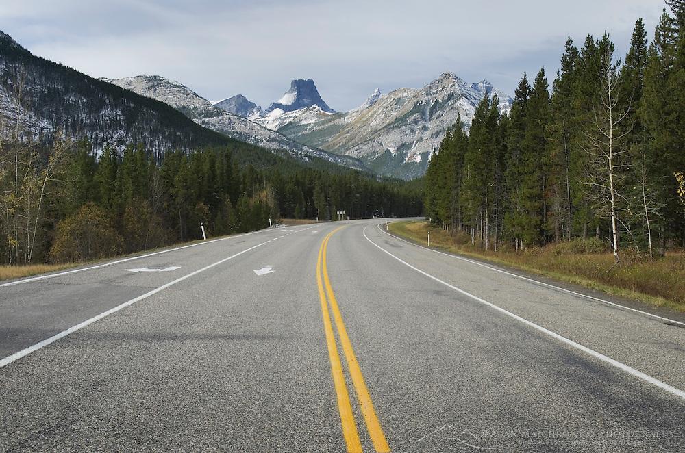 Kananaskis Trail Road, Highway 40,  Alberta
