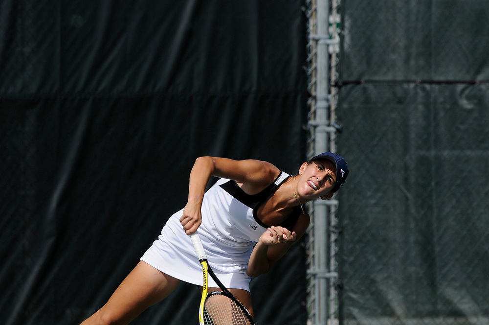 2012 FAU Women's Tennis vs Stetson