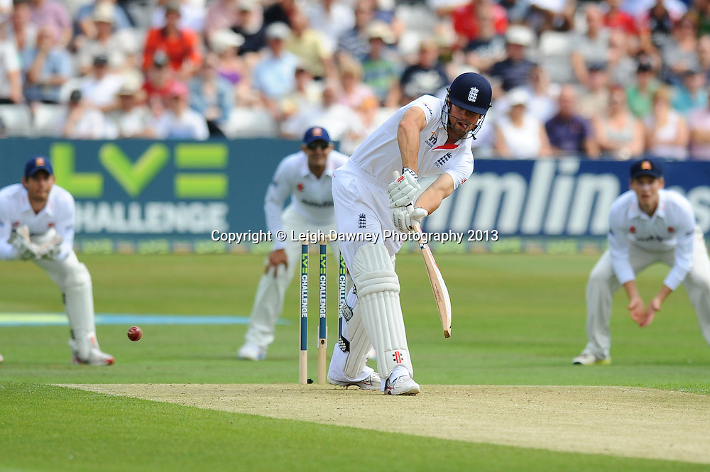 Alastair Cook of England opening batsman with Joe Root during England v Essex first day of a four day Ashes warm up game at the Essex County Cricket Ground, 30.06.13.  Credit: © Leigh Dawney Photography. Self Billing where applicable. Tel: 07812 790920