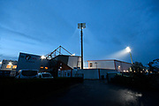 General view outside the Vitality Stadium ahead of the The FA Cup match between Bournemouth and Arsenal at the Vitality Stadium, Bournemouth, England on 27 January 2020.