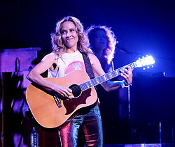 Sheryl Crow performs in Glasgow's Royal Concert Hall<br /> <br /> Pictured: Sheryl Crow<br /> <br /> Aimee Todd | Edinburgh Elite media