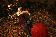 Brighton, MA 102710   Paige Tatum (Cq) was photographed at her Jamaica Plain home backyard on October 27, 2010 for this year's Boston Globe's 25 Most Stylish list. (Essdras M Suarez/ Globe Staff)/ MET