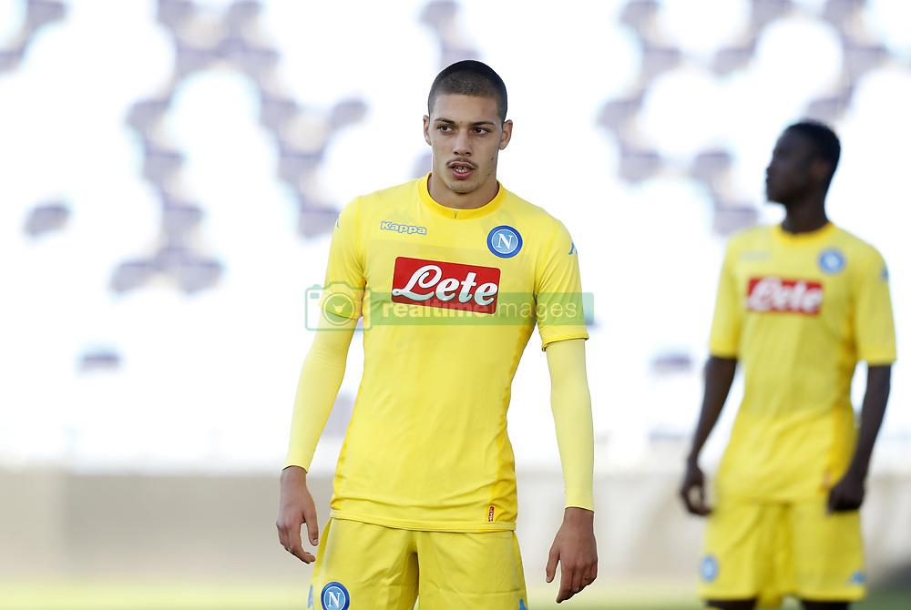 Napoli's Gianluca Gaetano