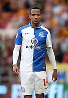 Blackburn Rovers' Marcus Olsson