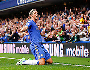 Chelsea v Newcastle United 250812