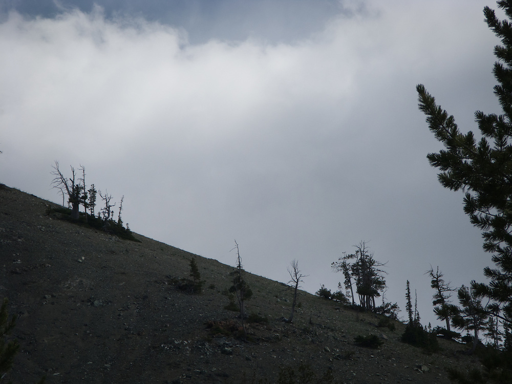 Photos from a hike to Lake Ingalls near Cle Ellum Washington from September 2011