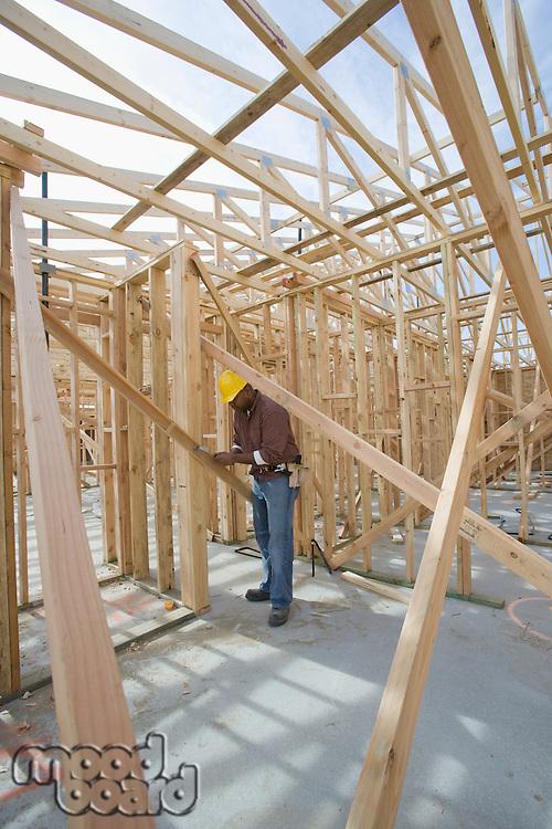 Construction worker checking framework