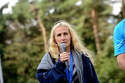 24-08-2014 NED: Medtronic Junior Cup Diabetes, Arnhem<br /> Anita Treiber, Medtronic