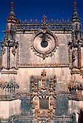 PORTUGAL, TOMAR 'Manueline' Convento de Christo