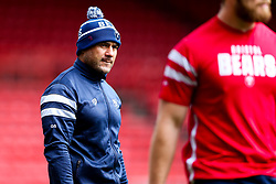 George Smith looks on during the Bristol Bears Team Run ahead of the Sale Sharks Game - Rogan/JMP - 02/05/2019 - RUGBY UNION - Ashton Gate Stadium - Bristol, England - Bristol Bears v Sale Sharks - Gallagher Premiership Rugby.