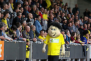 Burton Albion mascot during the EFL Cup match between Burton Albion and Bury at the Pirelli Stadium, Burton upon Trent, England on 10 August 2016. Photo by Aaron  Lupton.