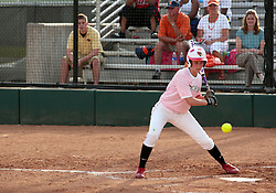 13 April 2010: Lauren Kellar. The Illini of Illinois knock off the Illinois State Redbirds 5-1 on the campus of Illinois State University in Normal Illinois.