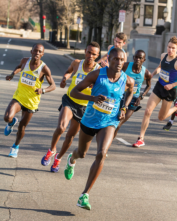 BAA 5K, Lani Rutto leads Gebremeskel, True and lead runners