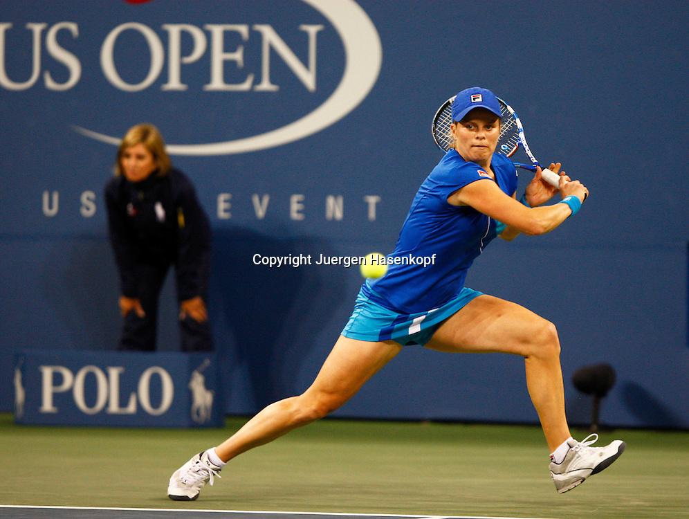 US Open 2010, USTA Billie Jean King National Tennis Center, Flushing Meadows, New York,.ITF Grand Slam Tennis Tournament . Kim Clijsters (BEL)