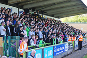 The South stand during the Vanarama National League Play Off second leg match between Forest Green Rovers and Dagenham and Redbridge at the New Lawn, Forest Green, United Kingdom on 7 May 2017. Photo by Shane Healey.