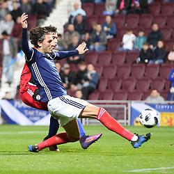 Scotland v Andorra, European Under-21 Championship 2019, 6 September 2018