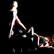 01.02.2018 Sadlers Wells SAMPLED at Sadlers Wells Theatre London UK Condoco-Dedicated To…performed by Welly O'Brien & Victoria Fox