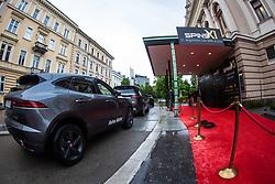 SPINS XI Nogometna Gala 2019 event when presented best football players of Prva liga Telekom Slovenije in season 2018/19, on May 19, 2019 in Slovene National Theatre Opera and Ballet Ljubljana, Slovenia. Photo by Grega Valancic / Sportida.com