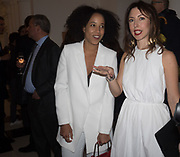 ANAIS FERRIER, MONICA FERNANDEZ TARANCO, Opening of Galerie Thaddaeus Ropac London, Ely House, 37 Dover Street.. Mayfair. London. 26 April 2017.