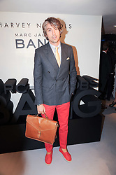GEORGE LAMB at a party to celebrate the launch of Bang a new male fragrance by Marc Jacobs held at the Fith Floor Restaurant, Harvey Nichols, Knightsbridge, London on 22nd July 2010.