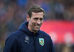 New Burnley signing Peter Crouch - Mandatory by-line: Jack Phillips/JMP - 02/02/2019 - FOOTBALL - Turf Moor - Burnley, England - Burnley v Southampton - English Premier League