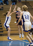 MCHS JV Girls Basketball.vs Orange.December 23, 2005