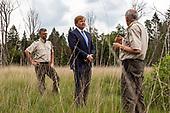 Koning opent nieuw Paviljoen Park de Hoge Veluwe