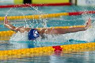 FERRARO Christian Montebelluna<br /> 50 farfalla uomini<br /> Riccione 11-04-2018 Stadio del Nuoto <br /> Nuoto campionato italiano assoluto 2018<br /> Photo &copy; Andrea Staccioli/Deepbluemedia/Insidefoto