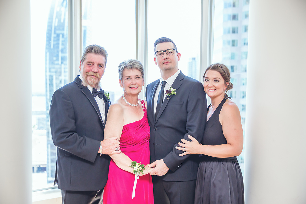 Summer Thompson Landry Gallery Wedding