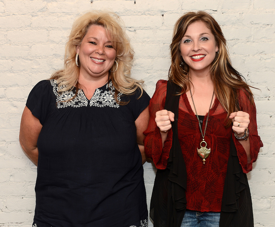 Leslie Satcher and Sunny Sweeney