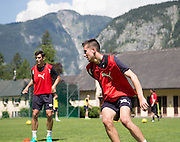 Dundee&rsquo;s Cammy Kerr - Day 3 of Dundee FC pre-season training camp in Obertraun, Austria<br /> <br />  - &copy; David Young - www.davidyoungphoto.co.uk - email: davidyoungphoto@gmail.com