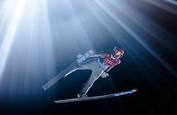 05.01.2016, Paul Ausserleitner Schanze, Bischofshofen, AUT, FIS Weltcup Ski Sprung, Vierschanzentournee, Qualifikation, im Bild Richard Freitag (GER) // Richard Freitag of Germany during his Qualification Jump for the Four Hills Tournament of FIS Ski Jumping World Cup at the Paul Ausserleitner Schanze, Bischofshofen, Austria on 2016/01/05. EXPA Pictures © 2016, PhotoCredit: EXPA/ JFK