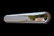 Porto Alegre_RS, Brasil...Vista do Rio Guaiba do Museu Ibere Camargo em Porto Alegre, Rio Grande do Sul. ..View from Ibere Camargo Museum of Guaiba river in Porto Alegre, Rio Grande do Sul. ..Foto: MARCUS DESIMONI / NITRO