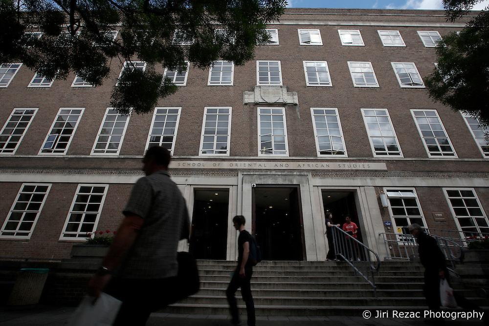 UK ENGLAND LONDON 21JUN16 - Atmosphere at the University of London's School of Oriental and African Studies, Bloomsbury, London.<br /> <br /> jre/Photo by Jiri Rezac<br /> <br /> © Jiri Rezac 2016