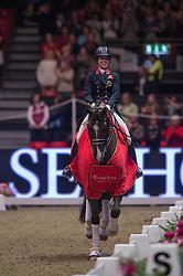 Dujardin Charlotte (GBR) - Valegro<br /> Reem Acra FEI World Cup Dressage <br /> London International Horse Show Olympia 2013<br /> © Hippo Foto - Jon Stroud