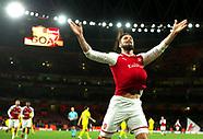 Arsenal v BATE