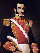 Felipe Santiago de Salaverry (1805-1836) Peruvian soldier, politician and, from 1835 to 1836, President of Peru.