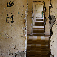 Tuol Sleng S21 Genocide museum, Phnom Penh, Cambodia