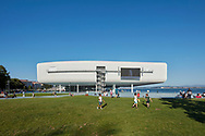 Centro Botin, Santander, Spain. Architect Renzo Piano Building Workshop