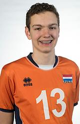 17-03-2017 NED:  Reportage pre jeugd Oranje jongens, Arnhem<br /> Morris Koetse