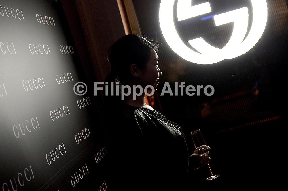&copy; Filippo Alfero<br /> Evento Gucci<br /> Torino, 08/05/2014