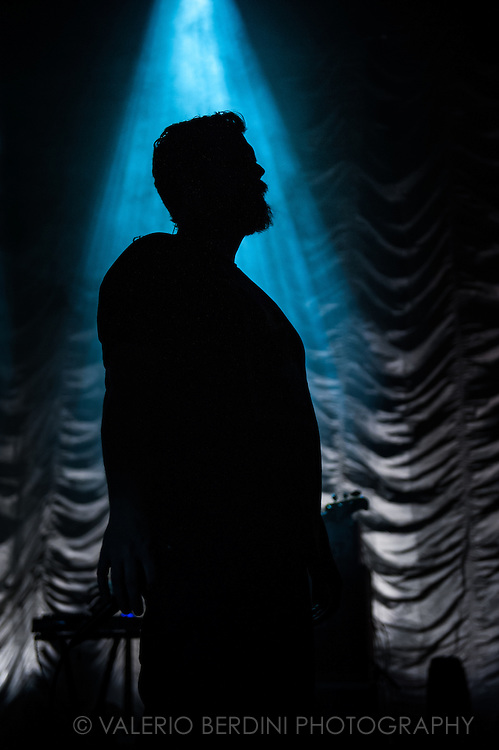 John Grant live at the Cambridge Corn Exchange on 3 February 2016 presenting his latest album Grey Tickles, Black Pressure
